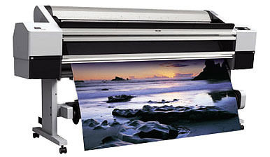 Epson Stylus Wide Format Printer - RSG Solutions Private Limited