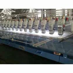 Used Tajima Machines