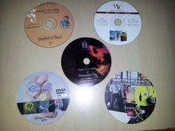 Moser Baer, Sony Offset Printing On Blank CD And DVD