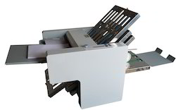 A4 4 Fold Machine