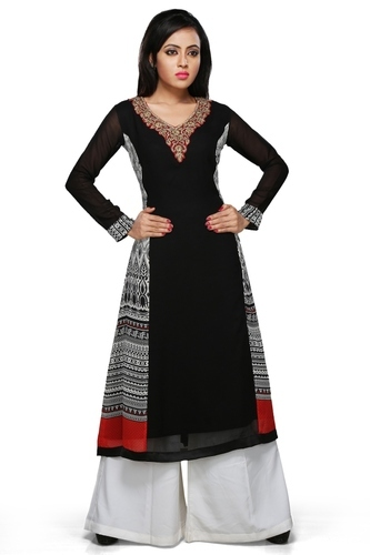 3eb71cb9500e Beautiful Ladies Long Kurti Suits, Designer Suits For Women, Ladies ...