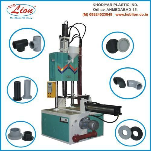 Hdpe Pipe Fitting Moulding Machine Khodiyar Plastic