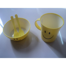 Smiley Mug and Bowl