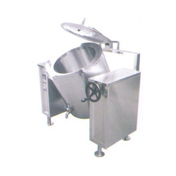 Tilting Rice Boiler Bulk Cooker
