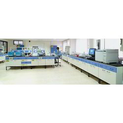 Chemistry Lab Modular Bench