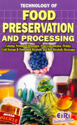 Food Preservation Technology With Processing Book