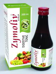 Natural Herbal Enzyme Syrup - Zymoliv  Syrup