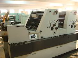 Adast Dominant 725 P Two Color Offset Printing Machine
