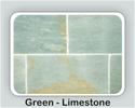 Green Lime Stone