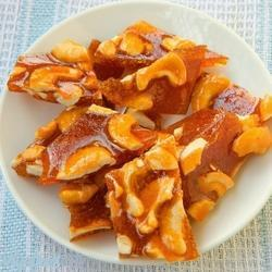 Cashew Nut Candy