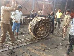 Track Chain For Kobelco SK 210 Excavator