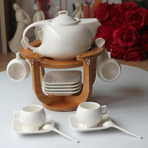 Ceramic Modern Tea Coffee Cup Set