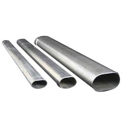 Aluminum Oval Tube - View Specifications & Details of