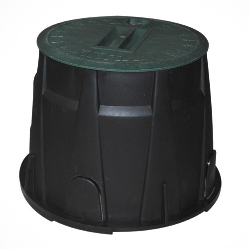 Polyplastic Earth Pit Chamber, Height: 10.25 Inches