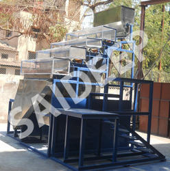 Four Roll Magnetic Separator