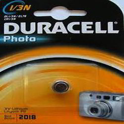 Duracell 1/3N Lithium Coin Cell Batteries