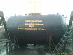 Horizontal FRP Tanks
