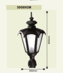 Vista Victorian Gate Light
