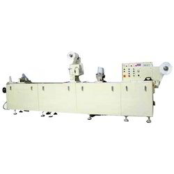 blister thermoforming machine