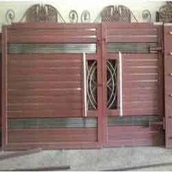 Manual Steel Gate - Manufacturer from Delhi