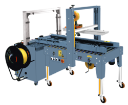 Automatic Packing Line Box Strapping Machine