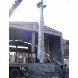 Industrial Chimney Fabrication