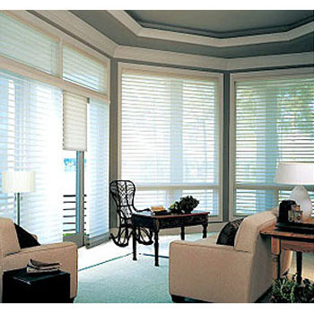 Silhouette Shade Blinds