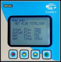 Net Flow Totalizer