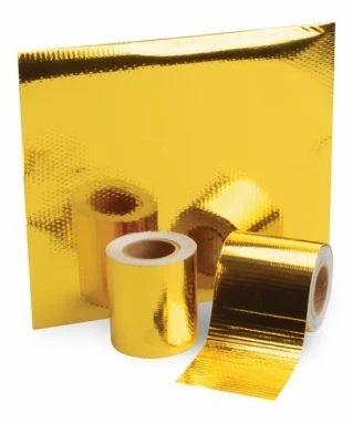 Pet Golden Film, Packaging Type: Roll, 2.8-50 Micron