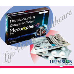 Methylcobalamin & Gabapentin Tablets