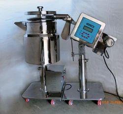 Metal Detector Tablet Deduster