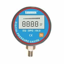 Four Digital LCD Pressure Gauge