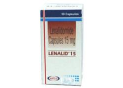 Lenalidomide 15 mg Lenalid Capsule Price & Details