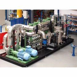 Water De-Mineralization System