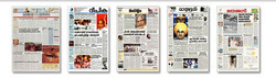Newspapers Design