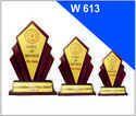 W-613 Wooden Trophies