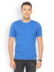 Round Neck T-Shirts With Rib