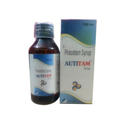 Pharma Syrup Piracetam Syrup Manufacturer From Mohali