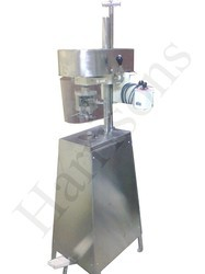 Plastic Cap Sealing Machine