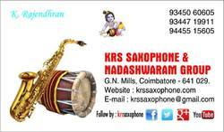 Wedding Bands Nadhaswaram Saxophone Insmantal Orchestras