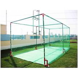 Movable Cricket Netting Cage