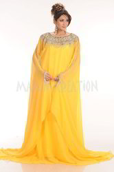 Wedding Caftan Party Wear Farasha
