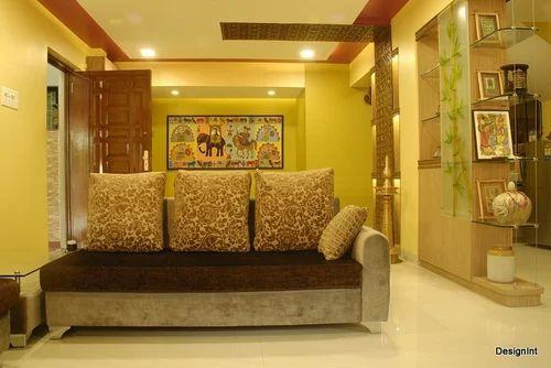 Interior designer in kothrud pune for Interior decoration for 1rk