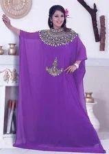 Lilac Farasha Jalabiya