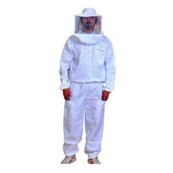 Bee Protective Square Hood Coverall