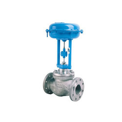 Stainless Steel Process Control Valves
