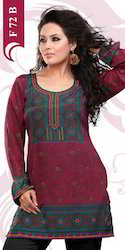 Colored Traditional Kurti