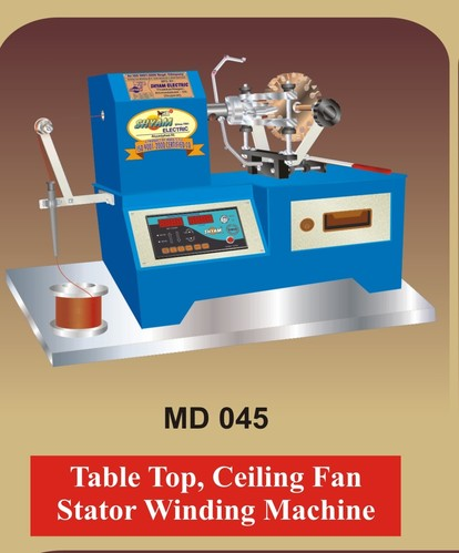Fan Winding Machine Coil Winding Machine Manufacturer