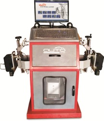 Computerized Wheel Alignment Instrument