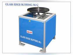 Glass Edge Buffing Machine